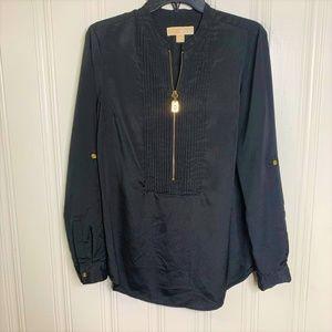 Michael Michael Kors Black Top Size Medium